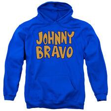 Johnny Bravo Jb Logo Pullover Hoodies for Men or Kids