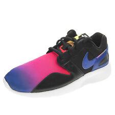 Nike KAISHI PRINT GS 749523 005 Nero/Fuxia/blu SNEAKERS Donna Ragazza NEW
