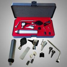 Ophthalmoskop Otoskop Augen-Nasal-Kehlkopf Diagnostik Set,