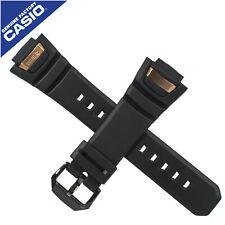 Genuine Casio Watch Strap Band for GS-1100BR GS 1100BR 1100 BLACK
