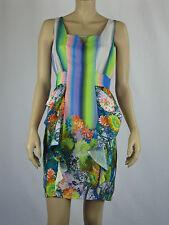 Wayne by Wayne Cooper Ladies Photographic Dress sizes 6 8 10 Colour Multi