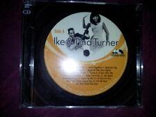 IKE & TINA TURNER - FEEL THE GROOVE (32 TRACKS). 2 CD.