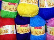 Adriafil-Classic Mirage-Doble Tejido De Lana - 50% lana, 50% Acrílico - 50 Gramos