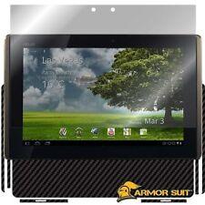 ArmorSuit MilitaryShield ASUS Eee Pad Transformer Screen + Black Carbon Fiber