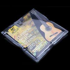 Set of 6 Nylon Strings Style ,SC12 Classical Nylon Six Guitar Strings
