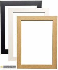 CORNICI foto uno stile moderno MAXI POSTER cornici in legno finitura rovere nero bianco