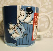 Arabia Moomin mug 2009, Christmas Surprise, Christmassurprise, Jouluyllätys