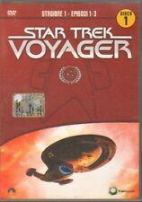 STAR TREK - voyager stagione 1 episodi 1-3