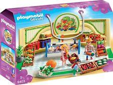 Negozio Di Alimentari Bio Playmobil City Life
