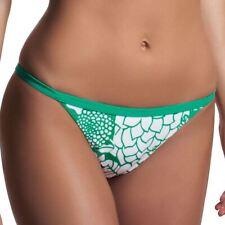 Freya Swimwear Fortune Tab Side Bikini Brief/Bottoms Apple Sour 3038