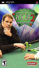 World Championship Poker 2 For (Sony PSP, 2005)