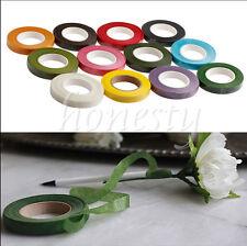 2 Rolls FLorist Stem Tape - Wire Floral Work - Buttonholes Craft Floristry