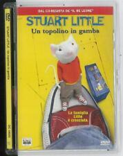 STUART LITTLE UN TOPOLINO IN GAMBA 1999 ED. SUPER JEWEL BOX DVD OTTIMO USATO