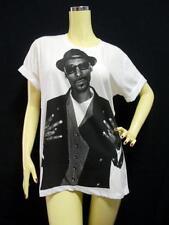 SNOOP DOGG LION T-shirt, RAP Hip Hop Old School, White UNISEX Sizes S M & L, Dog