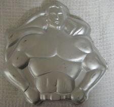 Vtg 1977 Wilton SUPERMAN BATMAN DC Comics Cake Pan Mold