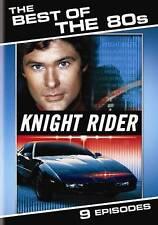The Best of the 80s: Knight Rider David Hasselhoff, William Daniels DVD