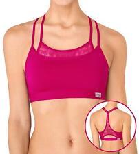 161d2000975db2 Sloggi mOve FLEX P Sports Bralette Flashy Pink 10190408 Womens