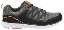 Gola Active hombre LUNA Zapatillas Negro/Gris Carbón/Naranja