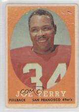 1958 Topps #93 Joe Perry San Francisco 49ers Football Card
