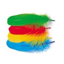 Morbide piume d'oca per Fly Tying, scelta di colori, Fly Tying o fai da te
