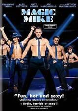 Magic Mike (DVD, 2012, Canadian)