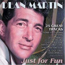 Dean Martin - Just for Fun: 2000 Music Digital compilation CD album (Easy)