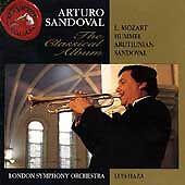 , Arturo Sandoval: The Classical Album, Very Good Import