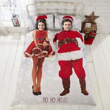 Santa Selfie Duvet Set Double or King Size