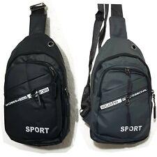 Umhängetasche Crossbag Wasserdicht Bauchtasche Sporttasche Freizeit Tasche Bag