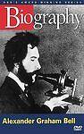 Biography - Alexander Graham Bell A&E DVD Archives
