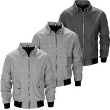 Raiken príncipe de Gales cheque Harrington Jacket Mens tamaño