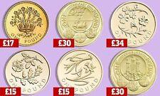 Una libra Redondo monedas raras todos