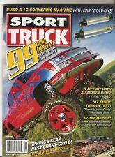 Sport Truck Aug 2006-QA1 Stoß-Aurora 2000 Turbo-Rollup Camper installieren