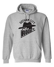 Gotham City Rogues Football Team Batman Dark Knight Rises Funny Men's HOODIE