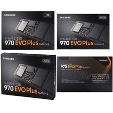 Samsung 970 Evo Plus Internal Solid State Drive NVMe M.2 V-NAND 250GB 500GB 1TB