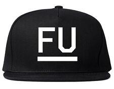 Kings Of NY FU University College Snapback Hat Cap