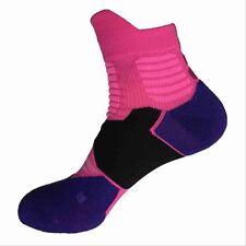 Ankle High Socks Mild Compression Basketball Trainer Running Hiking Sock SX101