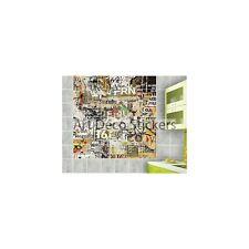Sticker carrelage mural, faience,déco cuisine-salle de bain Graffiti Tag réf 824