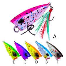 4,3 cm / 4g mini richiamo popper esca trota esca da pesca ultraleggero topwate*#