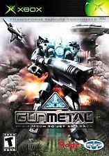 GUN METAL GUNMETAL ORIGINAL XBOX DISC ONLY