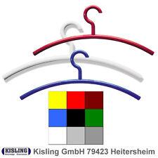 HEWI Kleiderbügel Kunststoff in 14 Farben ø 15 mm 570.1 fest - Set mit 10 Stück