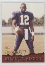 1996 Roox Atlantic Region High School Football #7 Gil Harris Rookie Card