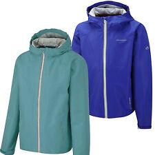 Craghoppers Liliya Girls Waterproof Jacket Kids Breathable Coat CKW005