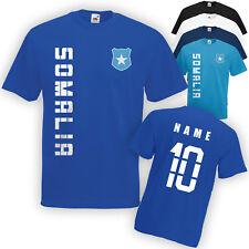 Somalia T-Shirt Trikot incl. Name & Nummer S M L XL XXL