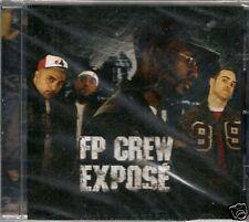 CD ALBUM 19 TITRES--FP CREW--EXPOSE--2004--NEUF
