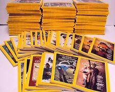 National Geographic Pick Choose Lot Set 1980,1981,1982,1983,1984, 1985,1986-1999