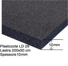 RIVESTIMENTO INTERNO PLASTOZOTE LD29  SPESSORE 10MM FOGLIO 200X50 CM