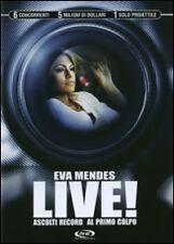 Live! Ascolti record al primo colpo (2007) DVD NUOVO