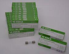 Feinsicherung ESKA 5x20mm, 6,3 A, T, für Tandir 120 Dönermesser Kreismesser NEU*