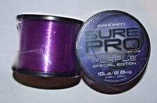Gardner Sure Pro Purple Special Addition Main Line - Coarse, Carp, Salt Water